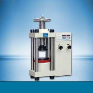 300kN微机控制钢管压扁试验机