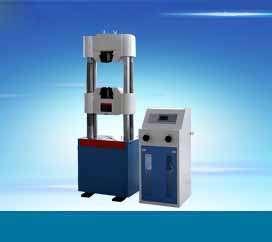 WE-B液晶显示液压万能试验机