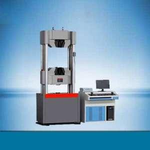 600KN微机屏显式液压万能试验机
