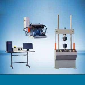 200kN电液伺服材料疲劳测试机